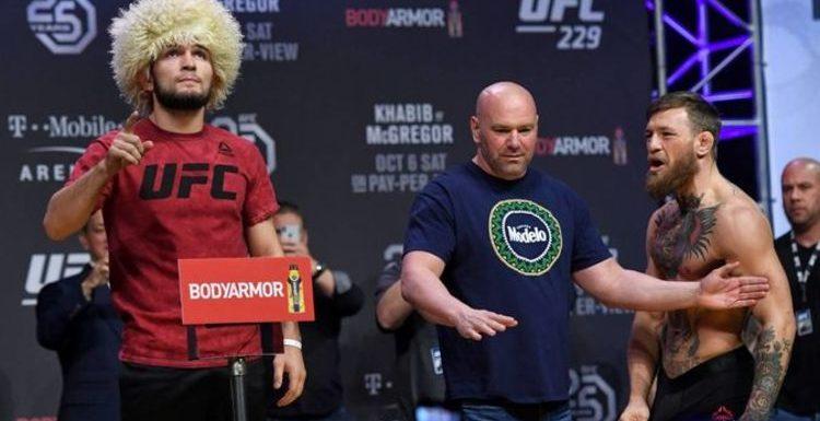 Dana White expects Khabib Nurmagomedov comeback as he 'hates Conor McGregor so bad'