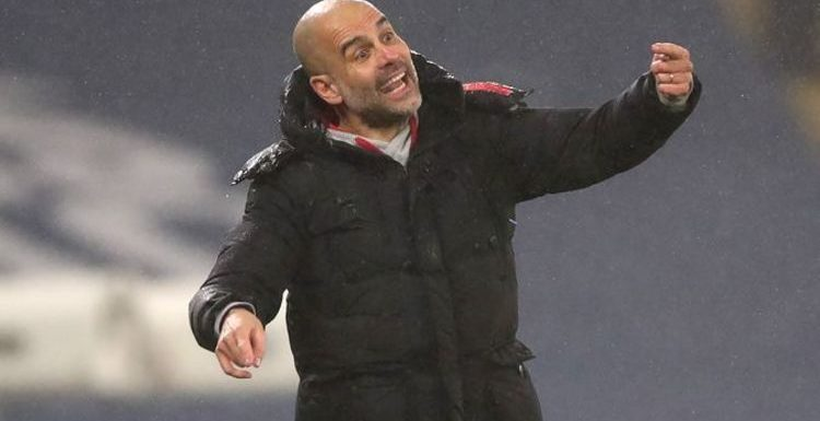 Pep Guardiola singles out three Arsenal stars as he makes Premier League title prediction