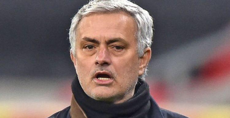 Tottenham could sack Jose Mourinho if they lose West Ham Premier League clash
