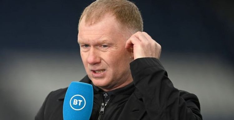 Paul Scholes claims Man Utd player is becoming 'a real problem' for Ole Gunnar Solskjaer