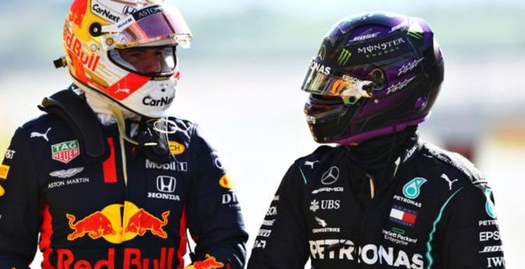 Max Verstappen told of new goal to stop 'boring' Lewis Hamilton dominating F1