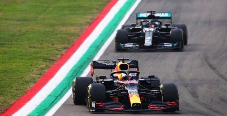 Max Verstappen has 'big advantage' highlighted in Lewis Hamilton title fight