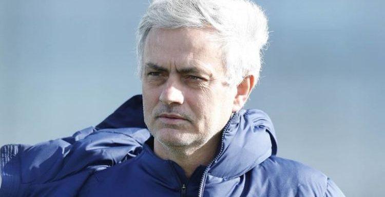 Jose Mourinho wants Tottenham chief Daniel Levy to grant Man Utd transfer wish