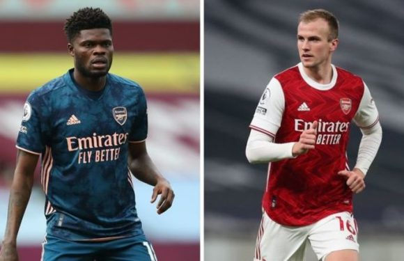 Arsenal boosted by Thomas Partey return but Mikel Arteta still without Rob Holding