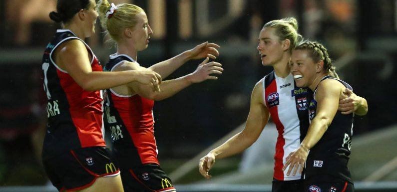Sizzling second half from St Kilda keeps Cats winless