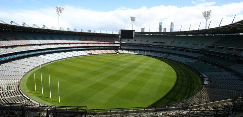50 per cent capacity at MCG, Marvel for start of AFL season