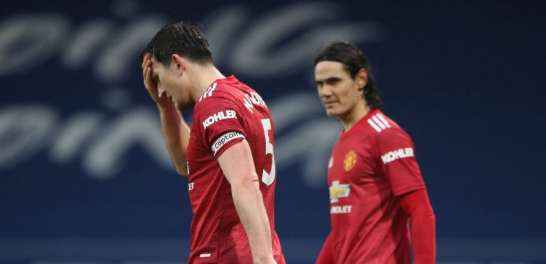 Predicted Premier League table spells bad news for Man Utd and Liverpool