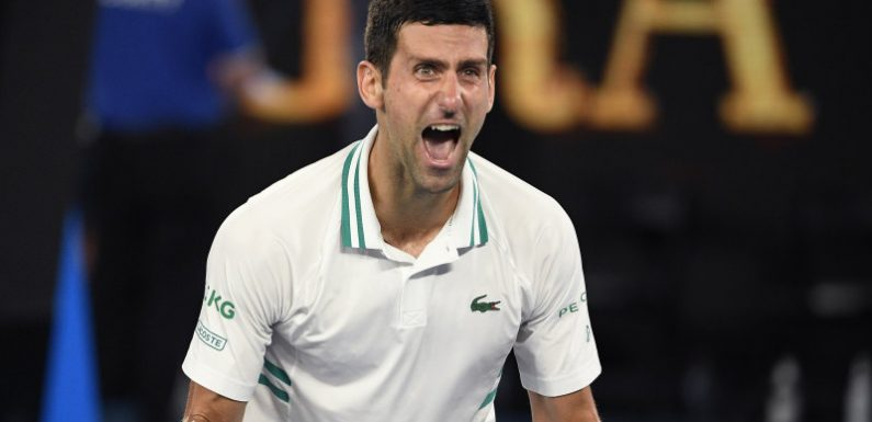 Novak's Nine: Djokovic wins yet another Australian Open, beating Daniil Medvedev