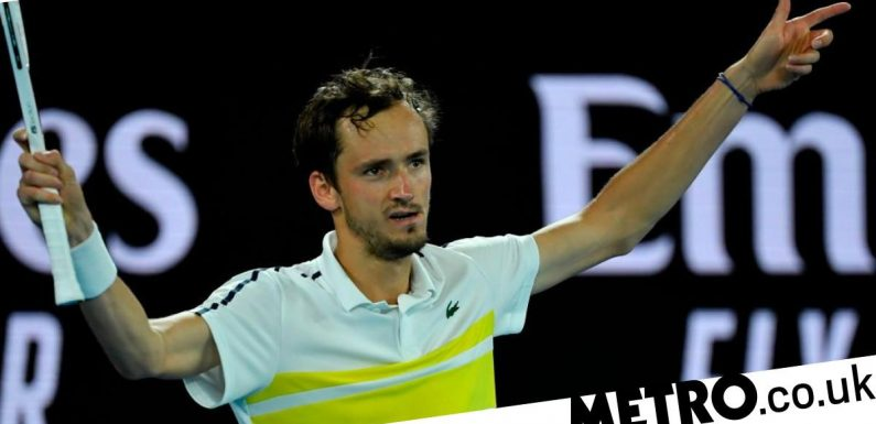 Daniil Medvedev turns up the heat on Novak Djokovic before Australian Open final