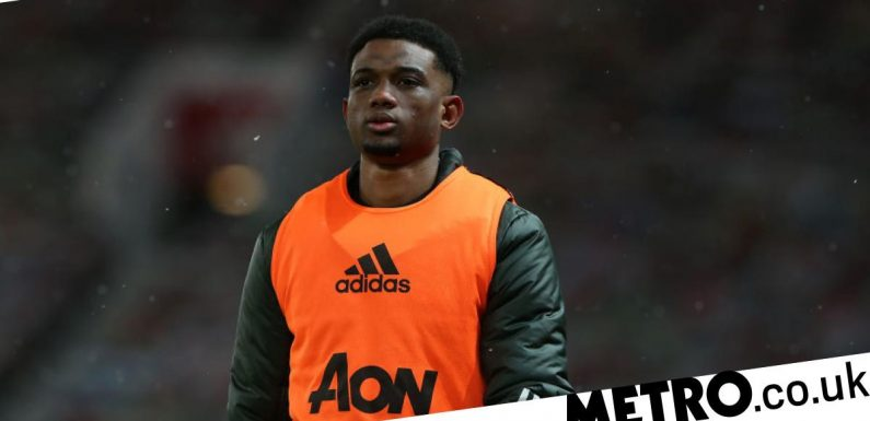 Man Utd's new signing Amad Diallo handed hefty fine over fake documents