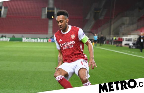 'We all know' – Aubameyang names Arsenal's MOTM vs Benfica