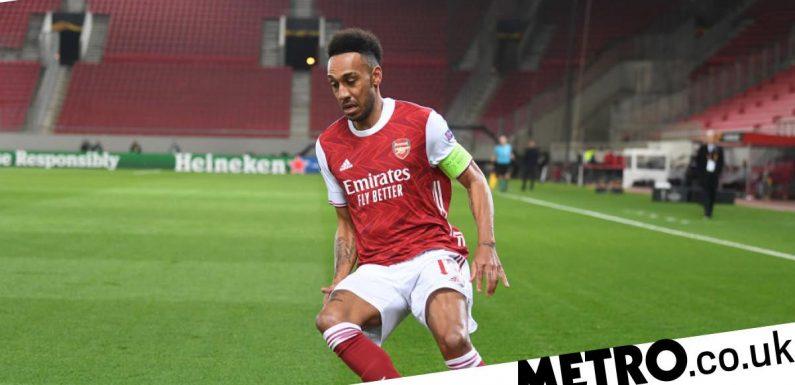 'We all know' – Aubameyang names Arsenal's MOTM vs Benfica