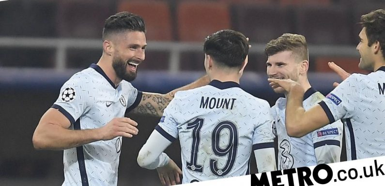Giroud reveals he was 'annoyed' with Mason Mount before Chelsea goal vs Atletico