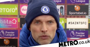 Angry Tuchel slams Abraham and Hudson-Odoi after Chelsea's draw with Southampton