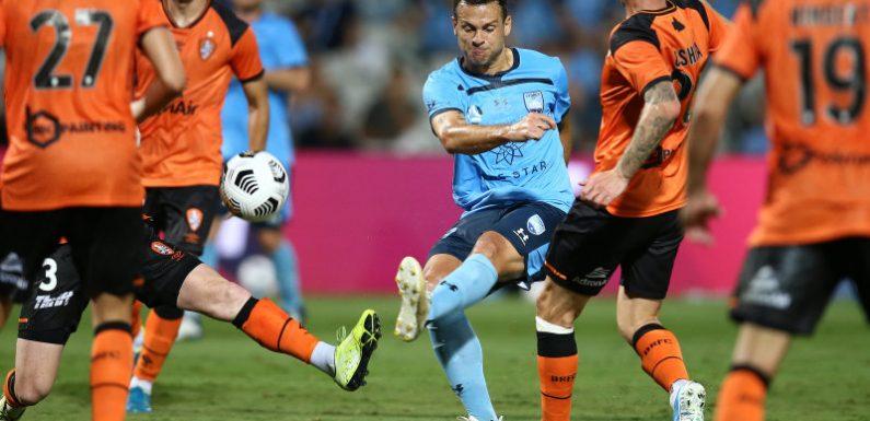 Bobo denied goal on return as Roar blunts star-studded Sky Blues