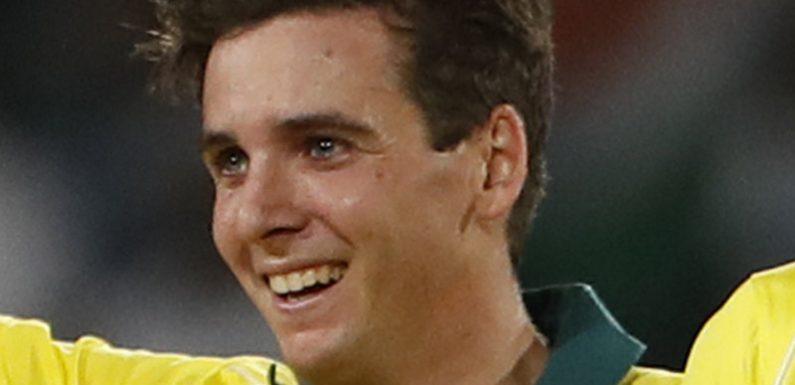 Meet Australian cricket's overnight millionaire