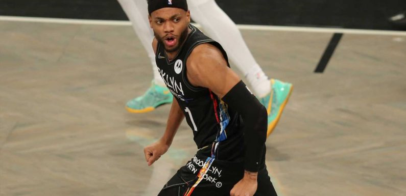 Big 3? Unheralded Bruce Brown's career night lifts Nets over Kings for seventh straight win