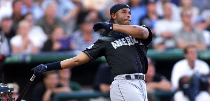 Ken Griffey Jr. wants to help diversify Major League Baseball, get the sport 'back where it belongs'