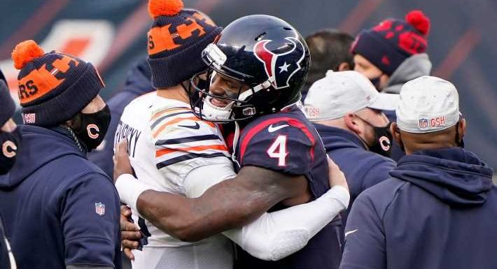 Six quarterback options for Chicago Bears now that Carson Wentz is off the table