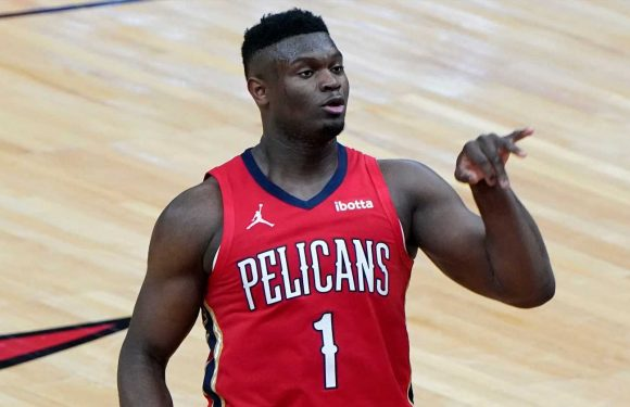 Zion Williamson, Julius Randle among four first-timers for NBA All-Star game