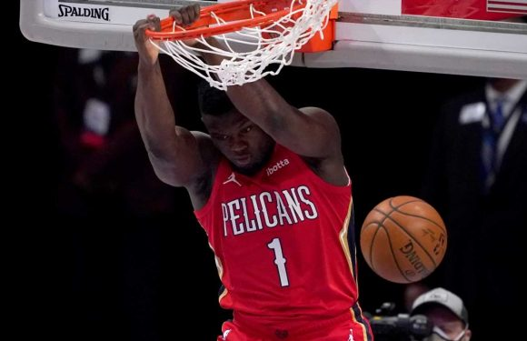 5 things to watch in the NBA on Wednesday: Pelicans' Zion Williamson is bullying defenses