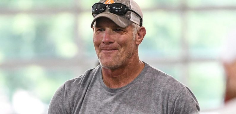 Why Brett Favre believes Deion Sanders will 'be a tremendous coach' at Jackson State