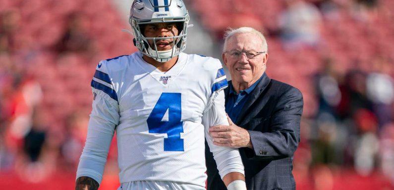 Troy Aikman: Dallas Cowboys, Dak Prescott are not in rebuild mode