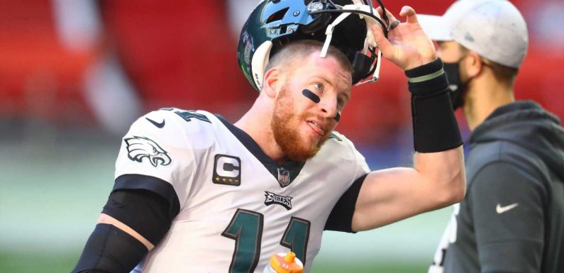 Opinion: Everyone is a winner in Eagles' Carson Wentz deal with Colts