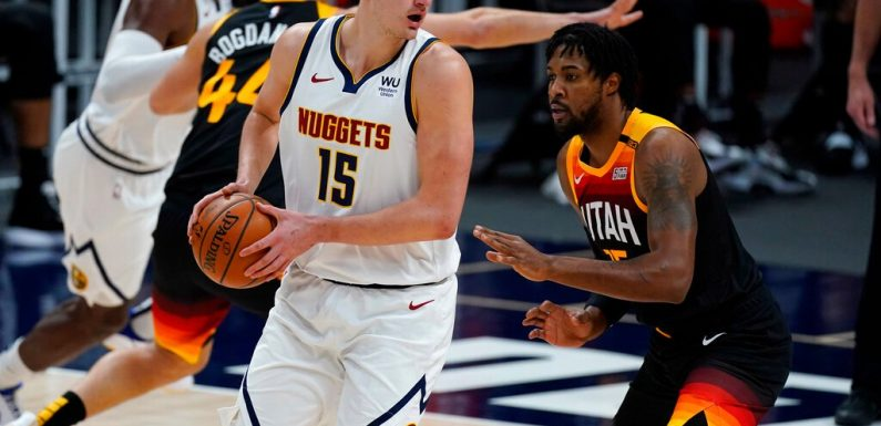 Nikola Jokic named All-Star starter; first Nugget since Carmelo Anthony