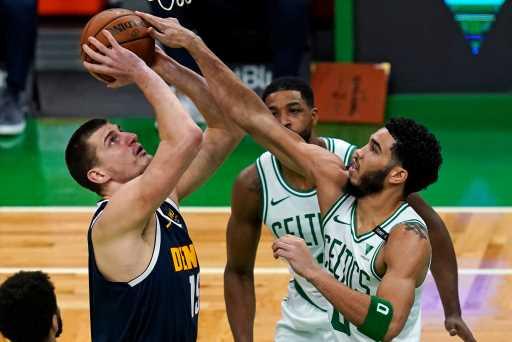 Boston snaps Denver's three-game winning streak, spoils Nikola Jokic's 43-point effort – The Denver Post