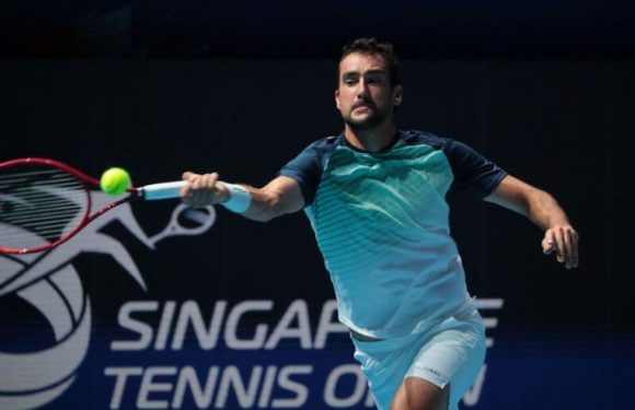 Tennis: Cilic ends four-game losing streak with straight-sets win over Daniel at S'pore Open