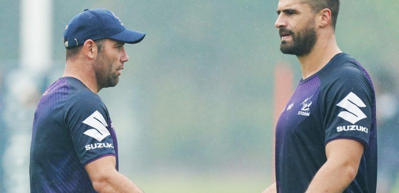 The Cameron Smith era at the Melbourne Storm is officially over