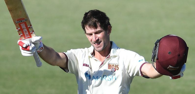 Summer from hell forgotten as axed Test star Joe Burns bounces back; Nathan Lyon sparks collapse