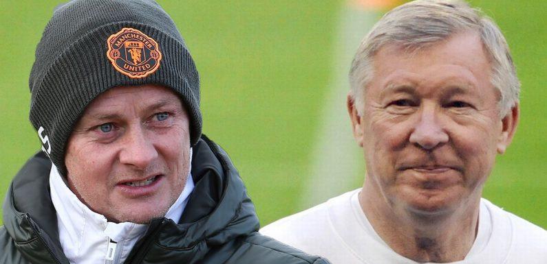 Leaked Man Utd transfer list shows Solskjaer has same problems as Alex Ferguson