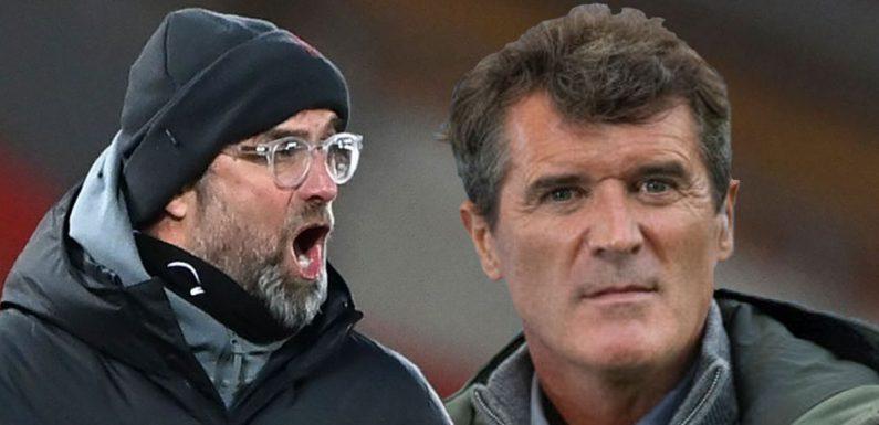 Klopp sends blunt message after Keane tears Liverpool apart in brutal rant