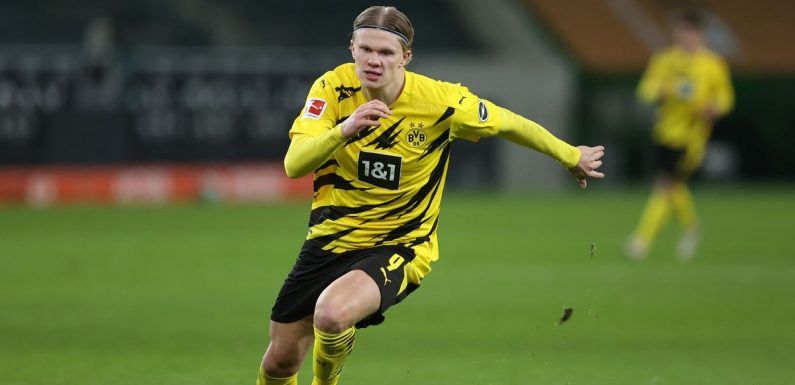 Man Utd dealt Erling Haaland transfer blow as release clause and date confirmed