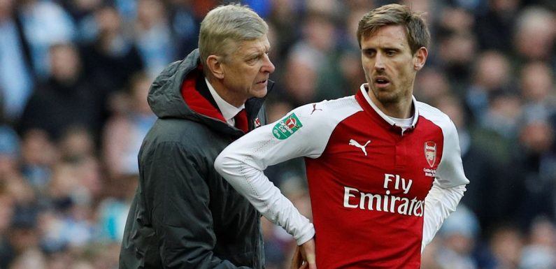 Monreal lifts lid on Wenger's management at Arsenal including dressing room