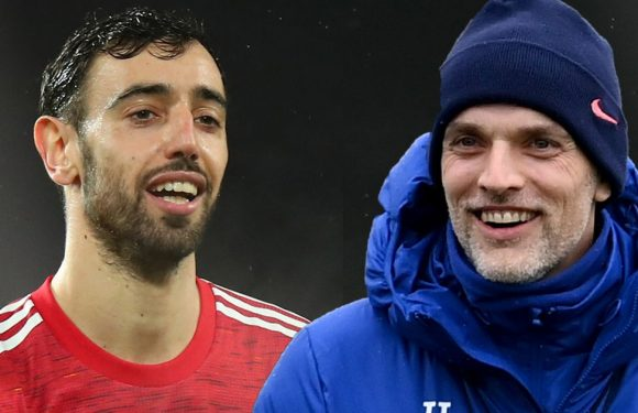 Tuchel's Bruno Fernandes quip is something very familiar to Ole Gunnar Solskjaer