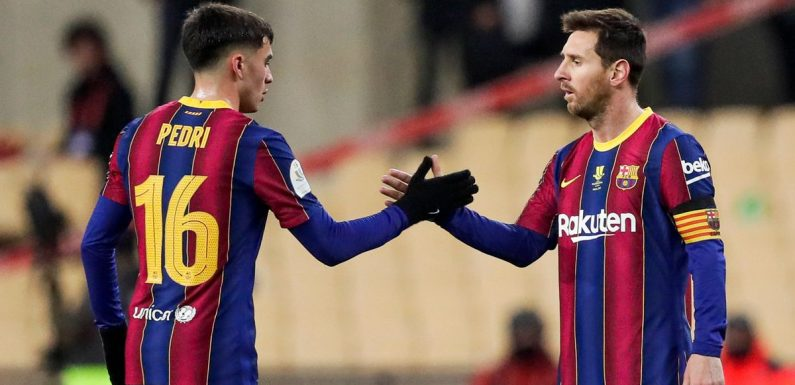 Barcelona's only cause for hope made clear amid latest Champions League wreckage