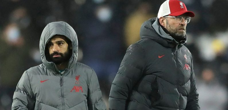 Klopp responds to 'strange' Salah situation surrounding Liverpool star