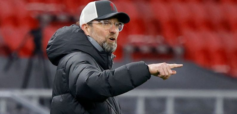 Klopp on Liverpool's revenge stance as they prepare to renew Everton rivalry