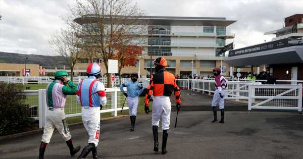 British and Irish jockeys to be kept apart before Cheltenham 2021 races