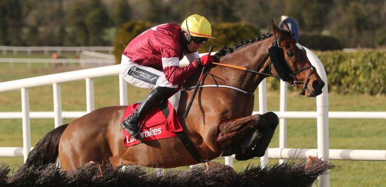 Tiger Roll set to run at Cheltenham Festival 2021 despite Navan flop