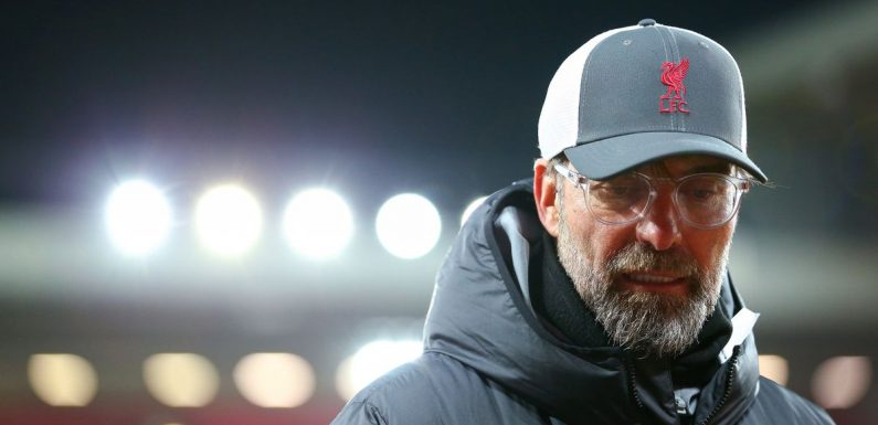Klopp's failure to adapt sees Liverpool ruthlessly and painfully exploited