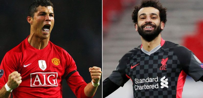 Salah and Ronaldo at Liverpool and Man Utd compared as result is clear