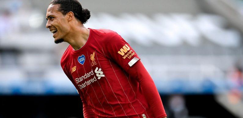 """Jose Enrique identifies Liverpool's """"new Virgil van Dijk"""" amid defensive woes"""