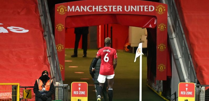 Man Utd confirm Pogba injury blow in dent to Premier League title hopes