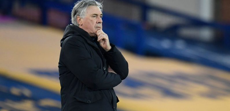 """Carlo Ancelotti wary of wounded Liverpool """"lions"""" in """"special"""" Merseyside derby"""