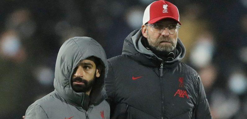 Liverpool respond to Bayern Munich as Mohamed Salah transfer plan emerges