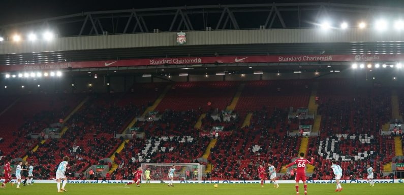 """Premier League may block fans' return over """"sporting integrity"""""""